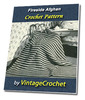 Thumbnail Fireside Afghan Vintage Crochet Pattern