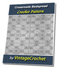 Thumbnail Crossroads Bedspread Vintage Crochet Pattern