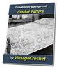 Thumbnail Greenbrier Bedspread Vintage Crochet Pattern